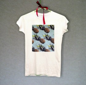 Дамски T-shirt Pineapple